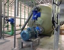насосная станция оборотного водоснабжения