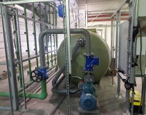 насосная станция оборотного водоснабжения 2