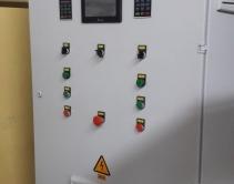 Шкаф управления насосной станции оборотного водоснабжения