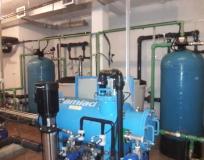 Центр водоподготовки в кардиоцентре в п.Родники, производительность 200мз/сутки