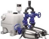 фото канализационной насосной установки