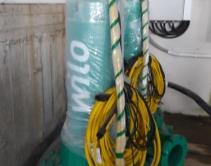 насосы-для двухнасосной станции отвода очищенных- стоков