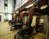 Районная канализационная насосная станция ул. Горная производительность 800 м3/час