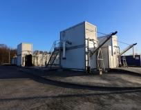 Станция биологической очистки сточных вод г. Гурьевск производительность 5000 м3/сутки
