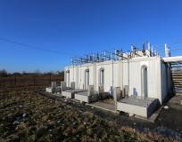 Станция биологической очистки сточных вод г. Полесск производительность 1440 м3/сутки