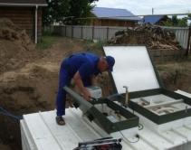 Настройка локального очистного сооружения ТОПАС20