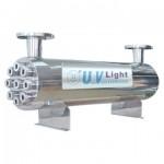 Promishlennie ultrafioletovie sterilizatori vodi