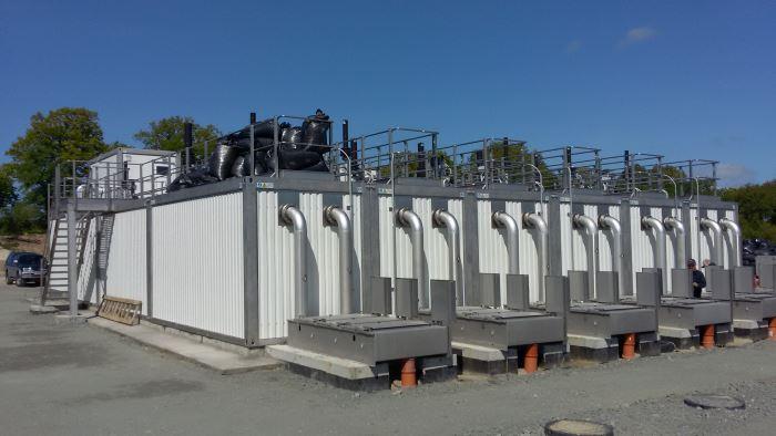 система очистки RESETILOVS UN CO