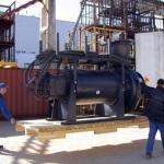КНС производительностью 5400 м3/сутки в поселке имени Александра Космодемьянского