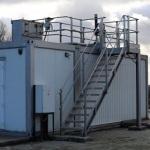 Станция биологической очистки сточных вод производительностью 210 м3 в сутки для «Федерального центра высоких медицинских технологий» в пос. Родники