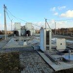 Станция биологической очистки сточных вод производительностью 2640 м3 в сутки в Багратионовске