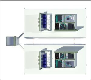 Очистное сооружение Топаэро 24
