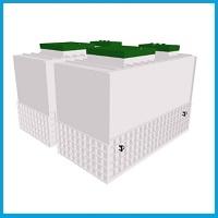 Очистное сооружение для бытовых стоков Топаэро 24